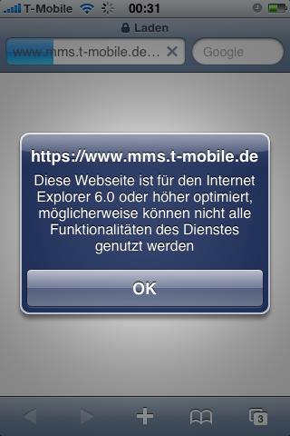 T-Mobile Scherz